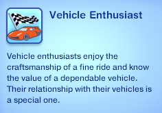 Vehicle Enthusiast