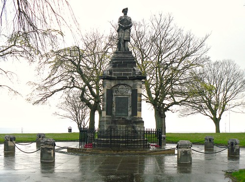 War Memorial, Methil, Fife