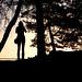 Sunrise Silhouette by Yelanah
