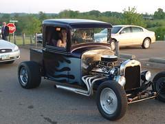 automobile, wheel, vehicle, ford, hot rod, antique car, sedan, ford model b, model 18, & model 40, vintage car, land vehicle, luxury vehicle, motor vehicle,
