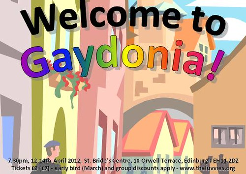 Review – Gaydonia