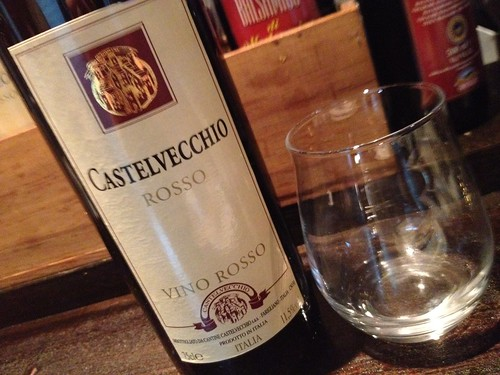 ボトルワインがなんと700円から!安!@カンドクラブバー