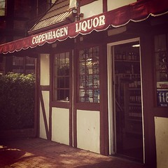 Copenhagen Liquor #solvang #instagram #iphone