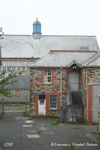St.Lawrence's Hospital, Bodmin (2008) by Stocker Images