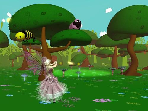 Buzzing Garden