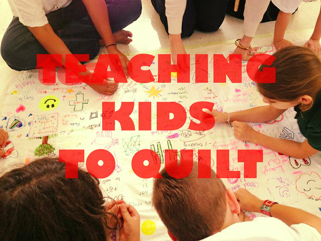 teachingkidstoquilt