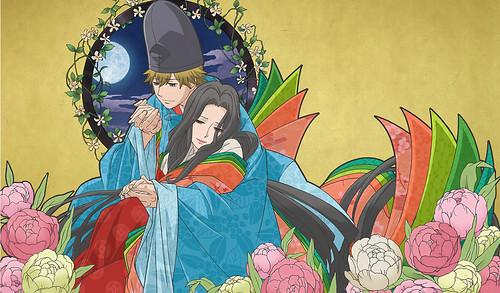 120510(1) - 《超訳百人一首 うた恋い。》公布動畫海報、首批主角聲優!