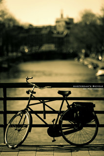 Amsterdam's Bicycle