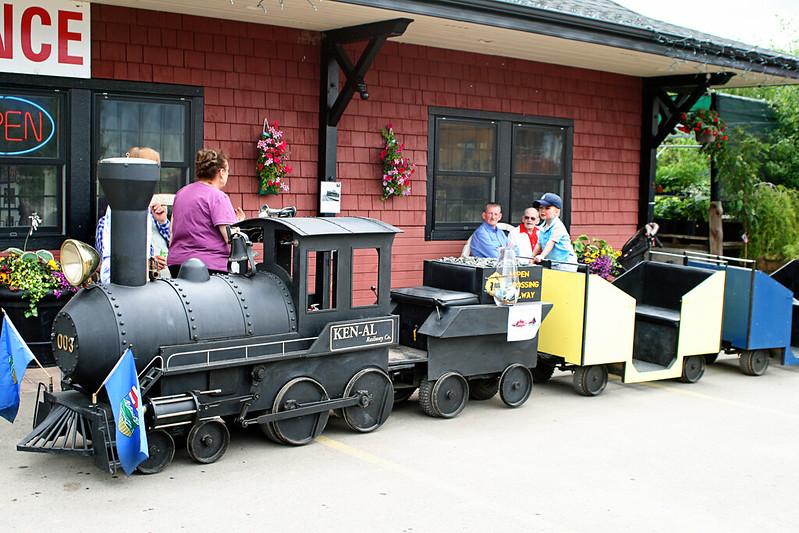 Aspen Creek Train Days