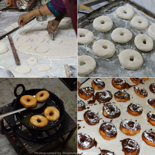 Donuts Making