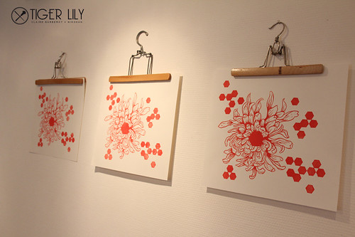 Tiger Lily - exhibition