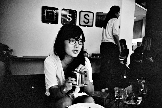 Valerie and the vietnamese coffee