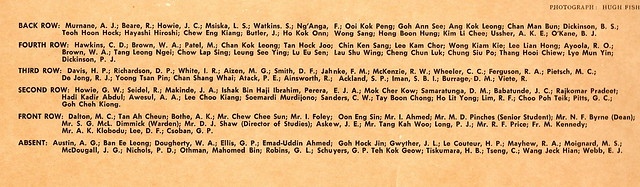 international house 1970 members