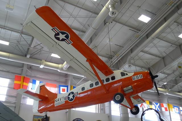 de Havilland Canada U-1 Otter (NU-1B)