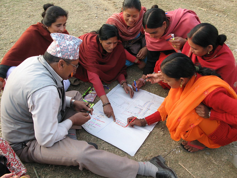 Participatory planning in Nepal