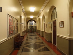 Corridor, City Hall