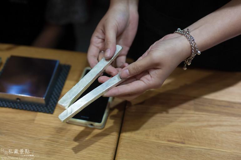 台南私藏景點--小安的店DIY銀飾 (7)