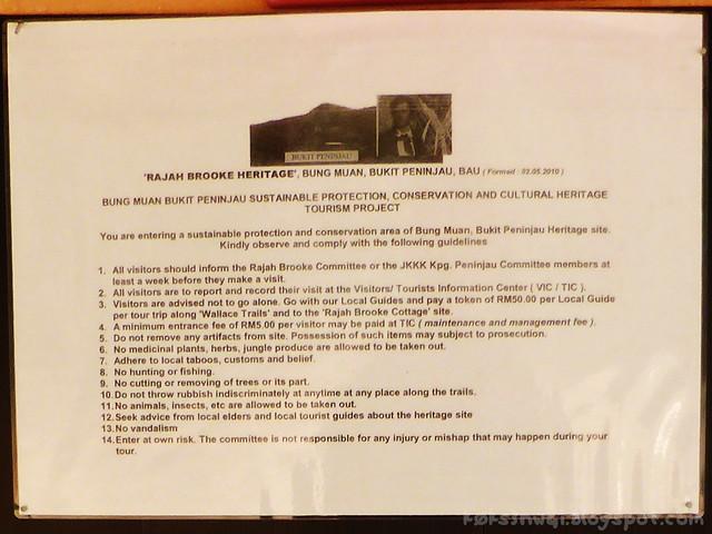 45 Bukit Serumbu Rules Bukit Serumbu