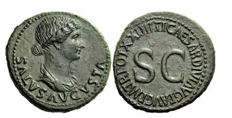 Livia coin