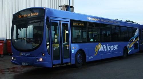 X474AHE Seen at whippet
