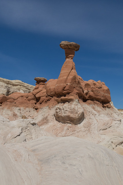 Toadstool Trail - Grand Staircase escalante National Monument