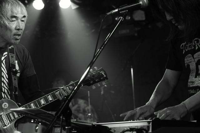 ファズの魔法使い live at Outbreak, Tokyo, 23 May 2014. 139