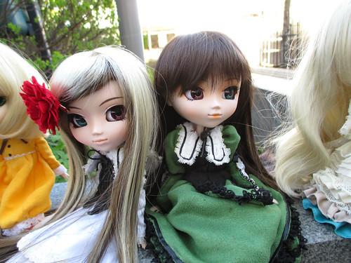 Azure (Pullip Souseiseki) & Suiseiseki
