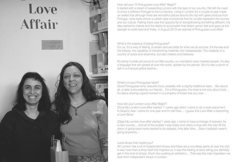 interview A portuguese Love Affair