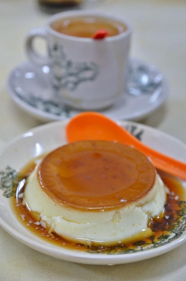 Caramel Egg Custard
