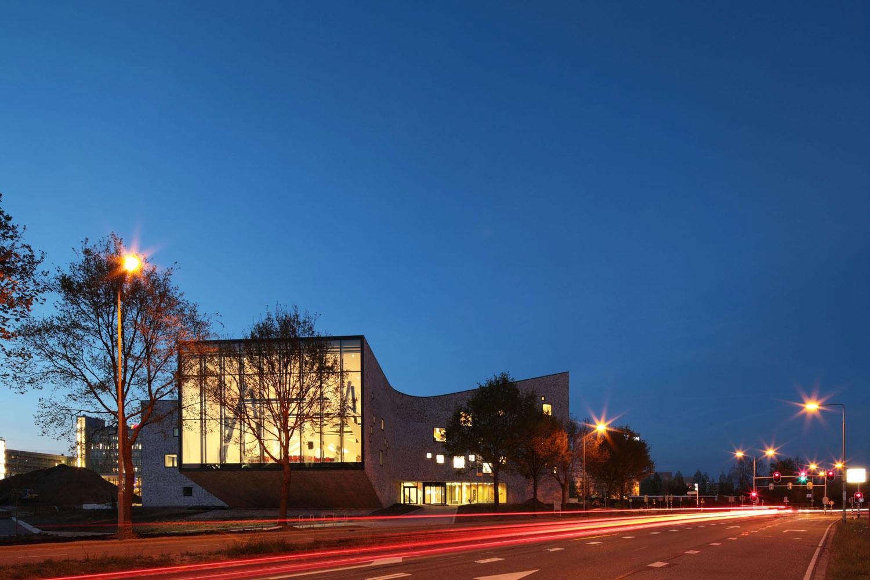 Rabobank Westelijke Mijnstreek Advice Centre design by Mecanoo Architecten
