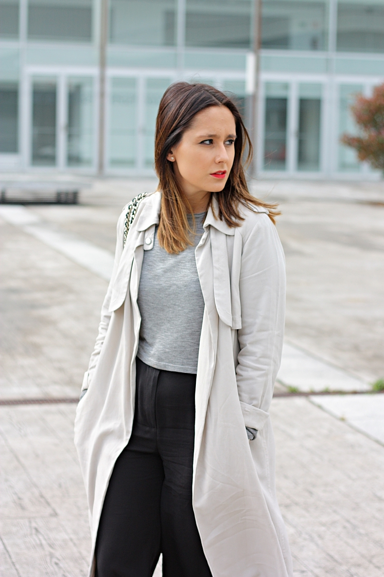 Mango_street-culotte_pants-trench-crop_top-zara-outfit