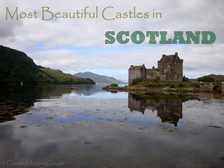 Beautiful Castles in Scotland