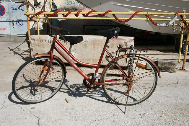Zadarské přístavní kolo