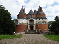 Tour Normandie 209 Chateau de Rambures - Photo of Frettemeule