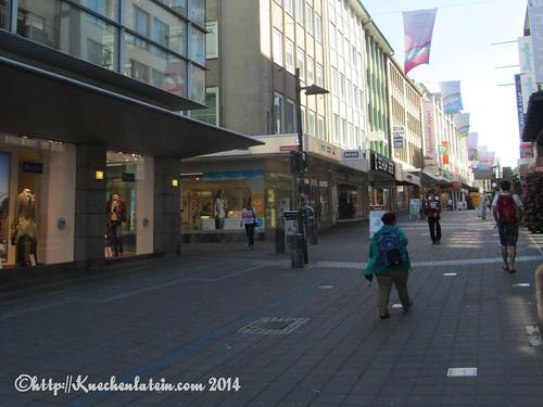 ©obere Holstenstraße - Ecke Faulstraße