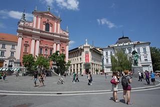 Presernov Square