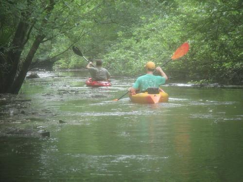 Kayakers, ahoy!
