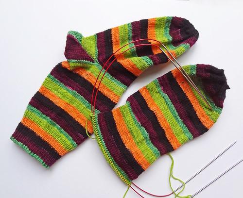 Desert Visa Socks 01