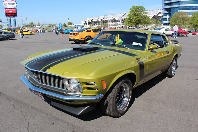 Photo:1970 Ford Mustang Boss 302 By Sicnag
