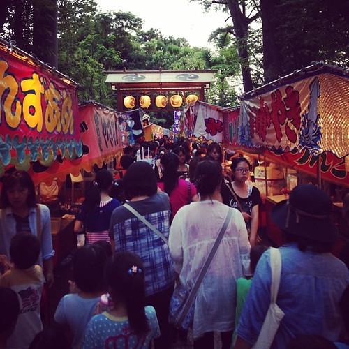 篠崎の幟祭