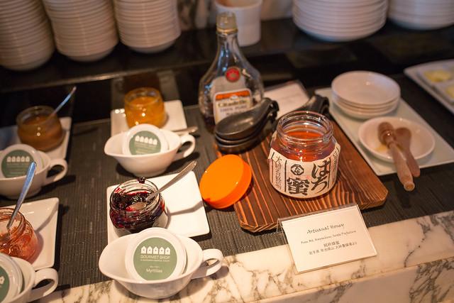 MandarinOriental Tokyo Breakfast