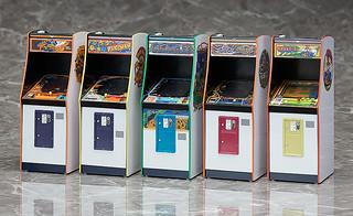 南夢宮 經典街機 1/12 比例模型 namco アーケードゲームマシンコレクション
