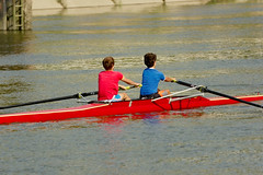 canoe(0.0), coxswain(0.0), canoe sprint(0.0), canoeing(0.0), boats and boating--equipment and supplies(1.0), vehicle(1.0), sports(1.0), rowing(1.0), recreation(1.0), outdoor recreation(1.0), watercraft rowing(1.0), boating(1.0), water sport(1.0), oar(1.0), boat(1.0), paddle(1.0),