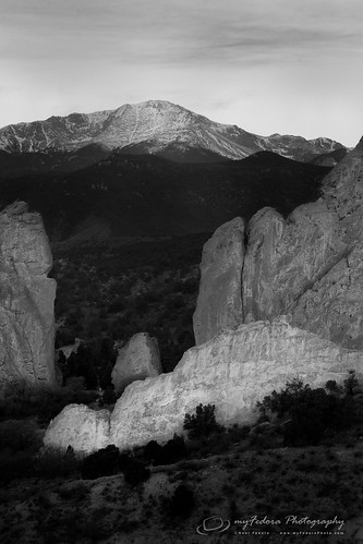 Sunrise at the Garden of the Gods 2 | by Neal Fedora
