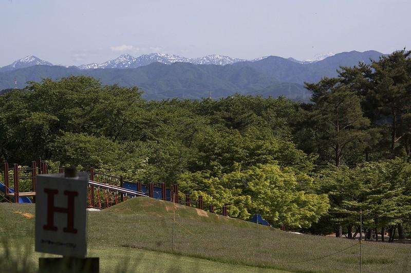 OkuUtatsuyama Park