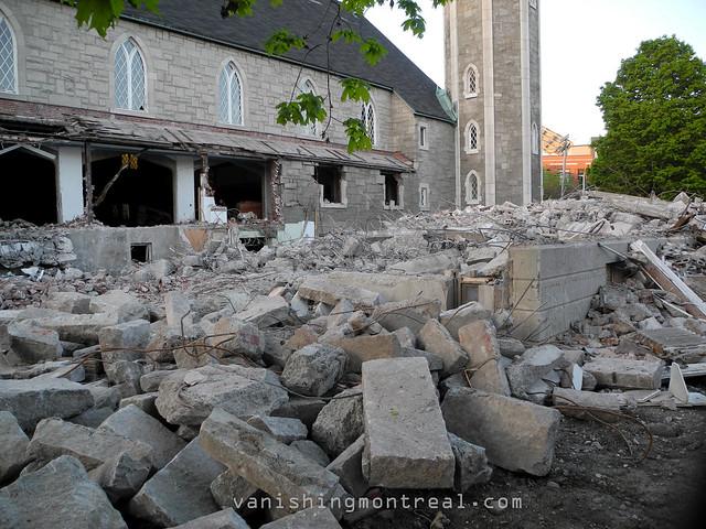 Eglise Notre-Dame-de-la-Paix demolition 20
