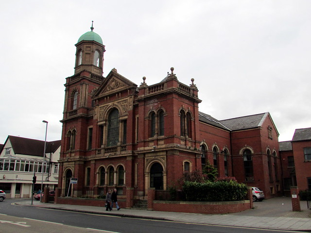 Park Methodist Church, Middlesbrough