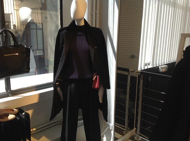 La Redoute AW14 Paris press day