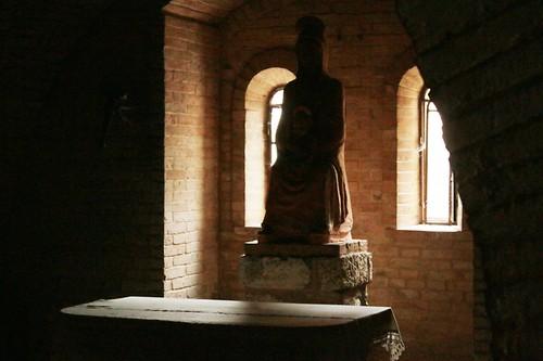 Sarnano: Chiesa d Santa Maria in Piazza Alta