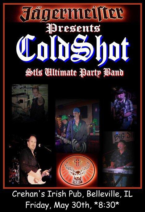 ColdShot 5-30-14
